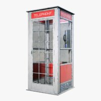 ready telephone 3D