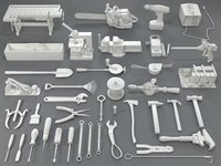 Tools - 40 pieces - collection-1