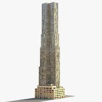 beekman tower 3D