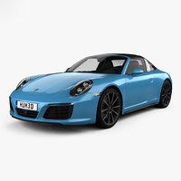 Porsche 911 Targa (991) 4S 2016