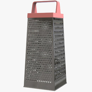 vegetable cheese grater 3D model