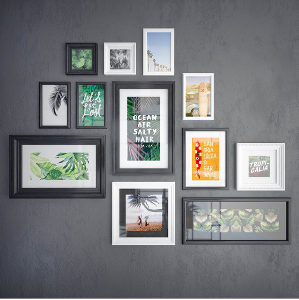 beauty frames 3D