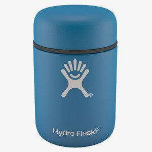 12 oz hydro flask model