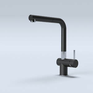 3D kitchen tap franke active