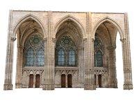 Gothic Wall 16K