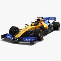 McLaren F1 MCL34 Formula 1 Season 2019
