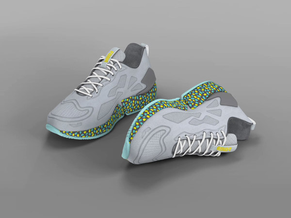 3D puma speed atmosphere shoe