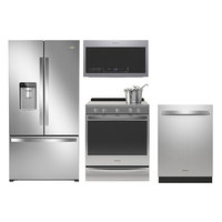 stainless dishwasher range 3D
