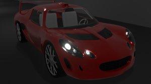 elise 2 8 3D model
