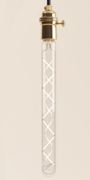 3D decorative edison led 300mm