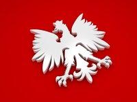 eagle polish 3D model
