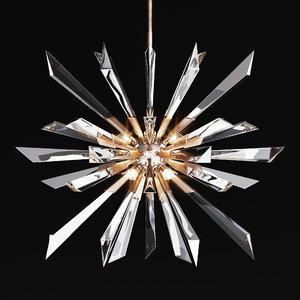 corbett lighting 140-48 inertia model