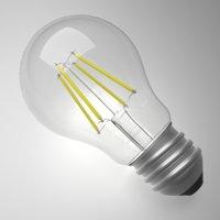 3D light bulb