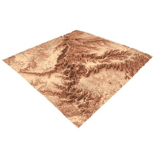 grand canyon grandcanyon model