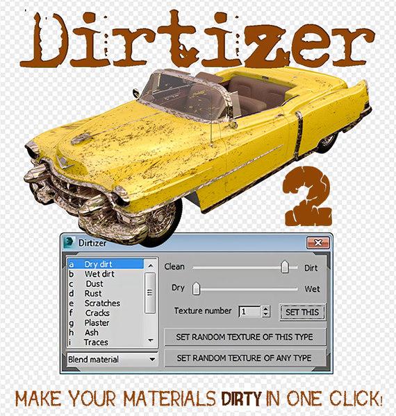 Dirtizer 2.x