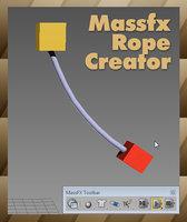Massfx Rope Creator