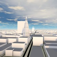 riyadh city 3D