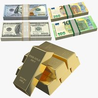 real money 3D