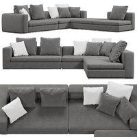 giulio marelli sofa 3D