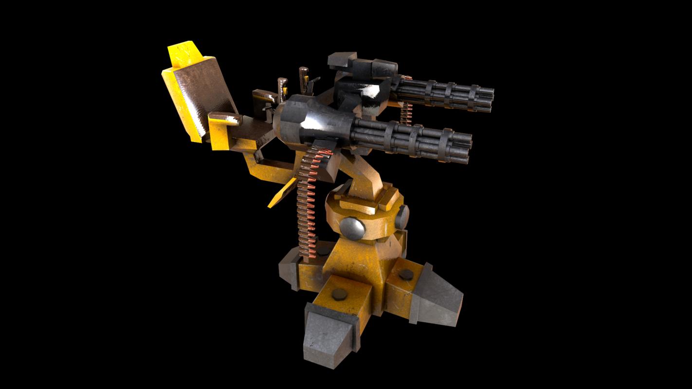 gatling model
