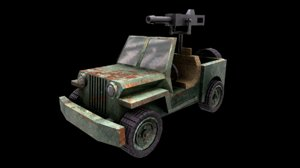 army jeep model