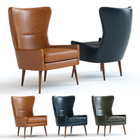 West Elm - Erik Wing Chair