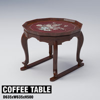 SOBAN COFFEE TABLE 01