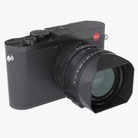 3D camera leica q2 model