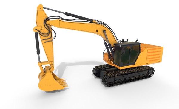 industrial excavator model