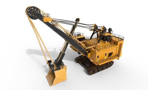 3D model industrial