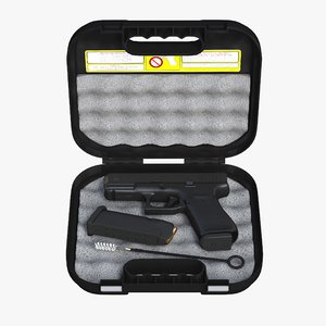 3D glock 19 gen 5