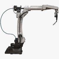 3D model welding robot