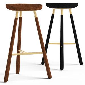 cult bar stool model