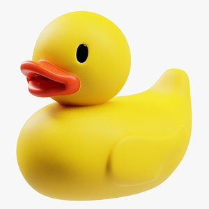 rubber duck model