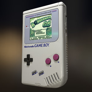gameboy console kartridge model