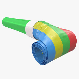 3D party air whistle