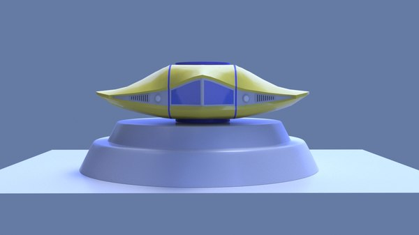 3D flying sub