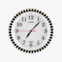 clock standard 3D