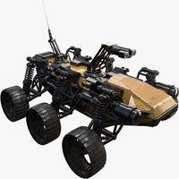 Military Robot - Rover