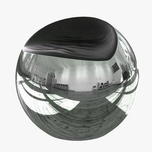 3D sofa bowl model