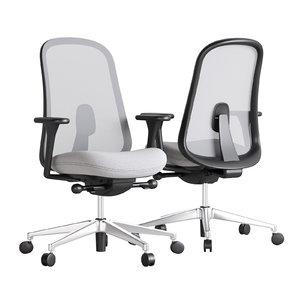 hermanmiller lino chair 3D model