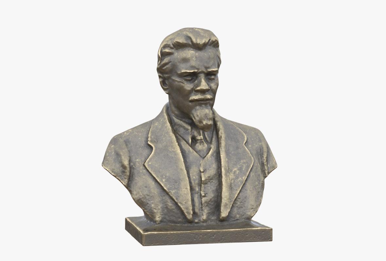 mikhail ivanovich kalinin 3D model