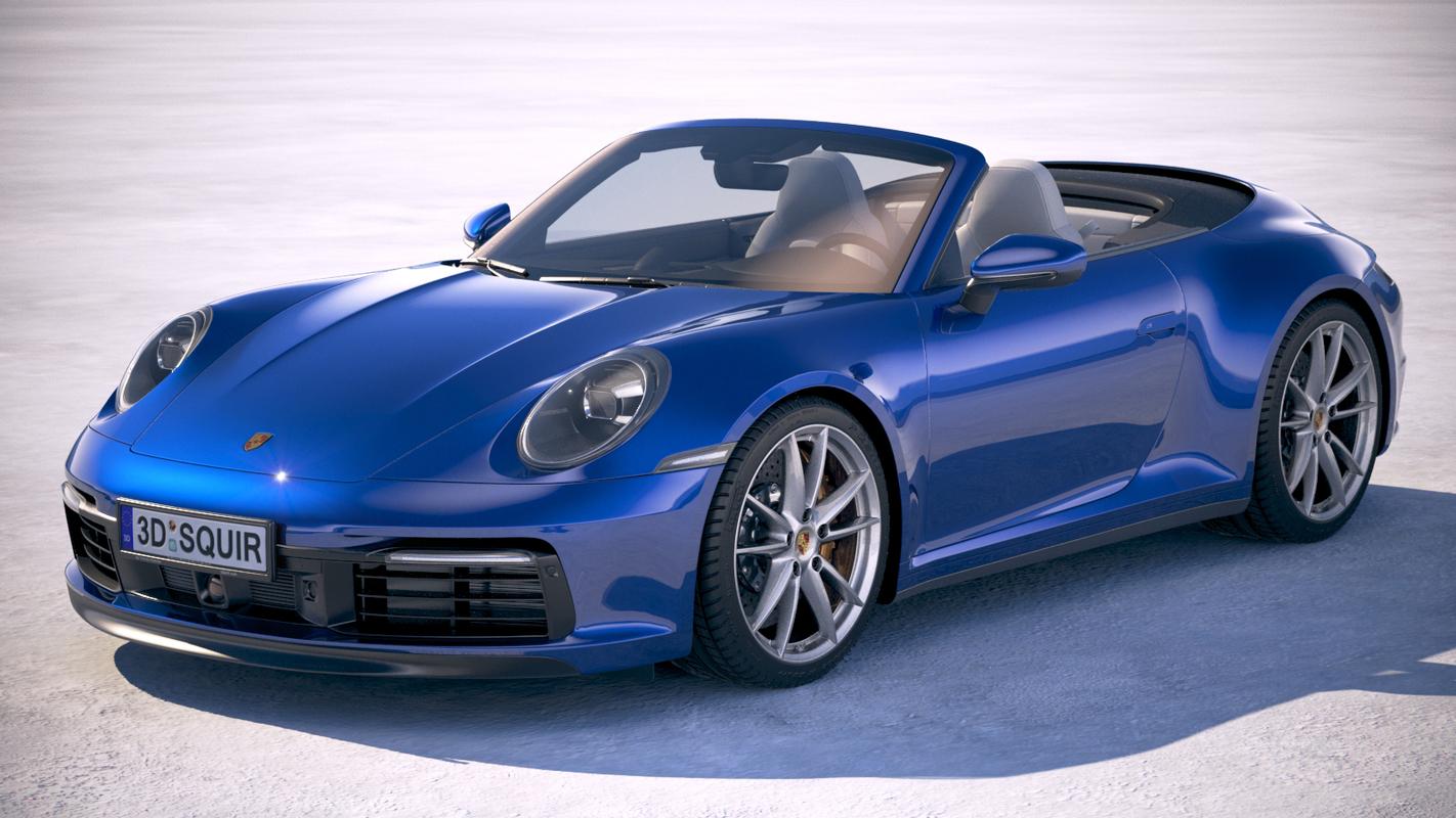 porsche 911 carrera model