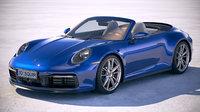 Porsche 911 Carrera 4S Cabrio 2019