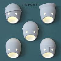 party 3D model