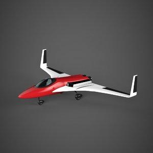 jet plane model