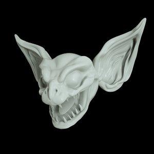 head ramotith 3D model