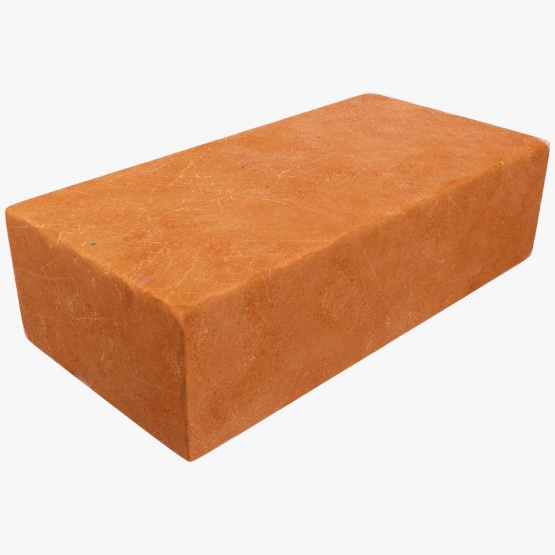 brick model