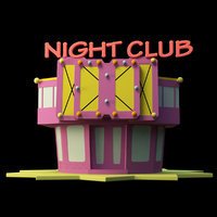 club 3D model