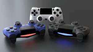 3D controller ps4 ps